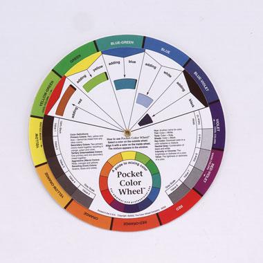 Artist Colour Wheel 1 Unit 241b